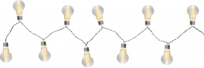 Гирлянда Globo 29973-10Ожидается<br><br><br>Тип цоколя: LED<br>Цвет арматуры: белый