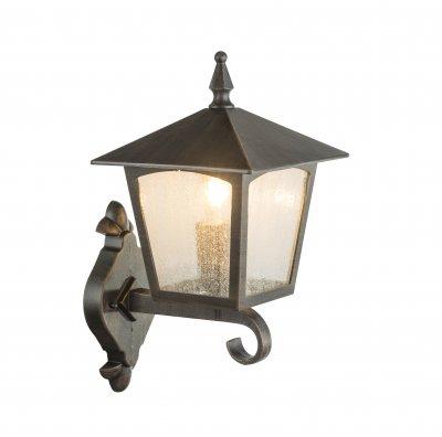 Светильник уличный PIERO 31555 GloboНастенные<br><br><br>Тип лампы: Накаливания / энергосбережения / светодиодная<br>Тип цоколя: E27<br>Цвет арматуры: цвет ржавчины<br>Количество ламп: 1<br>Ширина, мм: 184<br>Глубина, мм: 242<br>Высота, мм: 372<br>MAX мощность ламп, Вт: 60