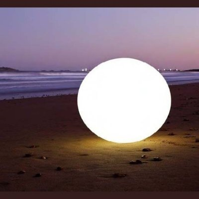 Светильник уличный Globo 31775 TOULAВ виде шара<br><br><br>Тип лампы: Накаливания / энергосбережения / светодиодная<br>Тип цоколя: E27<br>Количество ламп: 1<br>MAX мощность ламп, Вт: 100<br>Диаметр, мм мм: 300<br>Цвет арматуры: белый