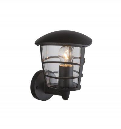 Светильник уличный OMERO 31835 GloboОжидается<br><br><br>Тип цоколя: E27<br>Цвет арматуры: черный<br>Количество ламп: 1<br>Ширина, мм: 170<br>Глубина, мм: 200<br>Высота, мм: 230<br>MAX мощность ламп, Вт: 60