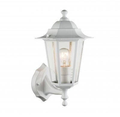 Светильник уличный ADAMO 31870 GloboНастенные<br><br><br>Тип лампы: Накаливания / энергосбережения / светодиодная<br>Тип цоколя: E27<br>Цвет арматуры: белый с патиной<br>Количество ламп: 1<br>Ширина, мм: 195<br>Глубина, мм: 215<br>Высота, мм: 215<br>MAX мощность ламп, Вт: 60