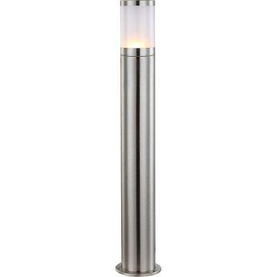 Светильник Globo 32016 XelooУличные светильники-столбы<br>Обеспечение качественного уличного освещения – важная задача для владельцев коттеджей. Компания «Светодом» предлагает современные светильники, которые порадуют Вас отличным исполнением. В нашем каталоге представлена продукция известных производителей, пользующихся популярностью благодаря высокому качеству выпускаемых товаров.   Уличный светильник Globo 32016 не просто обеспечит качественное освещение, но и станет украшением Вашего участка. Модель выполнена из современных материалов и имеет влагозащитный корпус, благодаря которому ей не страшны осадки.   Купить уличный светильник Globo 32016, представленный в нашем каталоге, можно с помощью онлайн-формы для заказа. Чтобы задать имеющиеся вопросы, звоните нам по указанным телефонам.<br><br>S освещ. до, м2: 3 - 4<br>Тип лампы: накаливания / энергосбережения / LED-светодиодная<br>Тип цоколя: E27<br>Цвет арматуры: серебристый<br>Количество ламп: 1<br>Диаметр, мм мм: 140<br>Высота, мм: 800<br>MAX мощность ламп, Вт: 60