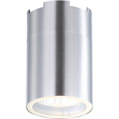 Светильник потолочный Globo 3202 StyleНакладные точечные<br><br><br>Установка на натяжной потолок: Ограничено<br>S освещ. до, м2: 2<br>Крепление: Планка<br>Тип товара: Светильник<br>Скидка, %: 21<br>Тип лампы: галогенная / LED-светодиодная<br>Тип цоколя: GU10<br>Количество ламп: 1<br>Ширина, мм: 65<br>MAX мощность ламп, Вт: 35<br>Диаметр, мм мм: 60<br>Высота, мм: 90<br>Цвет арматуры: коричневый