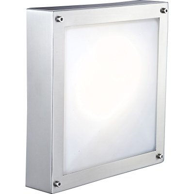 Светильник квадратный Globo 32211 NolinКвадратные<br>Настенно-потолочные светильники – это универсальные осветительные варианты, которые подходят для вертикального и горизонтального монтажа. В интернет-магазине «Светодом» Вы можете приобрести подобные модели по выгодной стоимости. В нашем каталоге представлены как бюджетные варианты, так и эксклюзивные изделия от производителей, которые уже давно заслужили доверие дизайнеров и простых покупателей.  Настенно-потолочный светильник Globo 32211 станет прекрасным дополнением к основному освещению. Благодаря качественному исполнению и применению современных технологий при производстве эта модель будет радовать Вас своим привлекательным внешним видом долгое время.  Приобрести настенно-потолочный светильник Globo 32211 можно, находясь в любой точке России.<br><br>S освещ. до, м2: 1<br>Тип лампы: накаливания / энергосбережения / LED-светодиодная<br>Тип цоколя: E27<br>Количество ламп: 1<br>Ширина, мм: 260<br>MAX мощность ламп, Вт: 20<br>Длина, мм: 260<br>Расстояние от стены, мм: 80<br>Высота, мм: 80<br>Цвет арматуры: серый