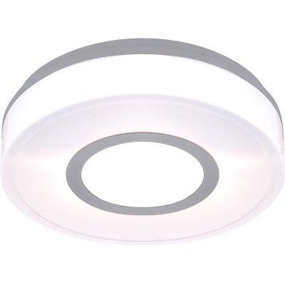 Светильник Globo 32213 LesterКруглые<br>Настенно-потолочные светильники – это универсальные осветительные варианты, которые подходят для вертикального и горизонтального монтажа. В интернет-магазине «Светодом» Вы можете приобрести подобные модели по выгодной стоимости. В нашем каталоге представлены как бюджетные варианты, так и эксклюзивные изделия от производителей, которые уже давно заслужили доверие дизайнеров и простых покупателей.  Настенно-потолочный светильник Globo 32213 станет прекрасным дополнением к основному освещению. Благодаря качественному исполнению и применению современных технологий при производстве эта модель будет радовать Вас своим привлекательным внешним видом долгое время. Приобрести настенно-потолочный светильник Globo 32213 можно, находясь в любой точке России.<br><br>S освещ. до, м2: 6<br>Тип лампы: накаливания / энергосбережения / LED-светодиодная<br>Тип цоколя: E27<br>Цвет арматуры: серый<br>Количество ламп: 2<br>Диаметр, мм мм: 280<br>Высота, мм: 80<br>MAX мощность ламп, Вт: 20