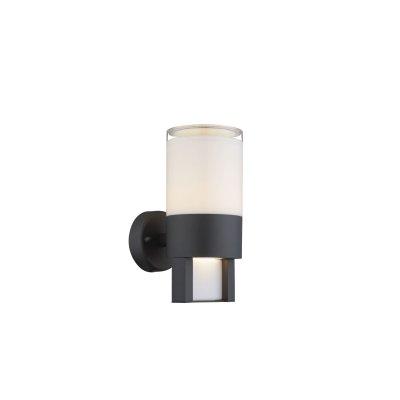 Светильник уличный Globo 34011 NEXAУличные настенные светильники<br>Обеспечение качественного уличного освещения – важная задача для владельцев коттеджей. Компания «Светодом» предлагает современные светильники, которые порадуют Вас отличным исполнением. В нашем каталоге представлена продукция известных производителей, пользующихся популярностью благодаря высокому качеству выпускаемых товаров.   Уличный светильник Globo 34011 не просто обеспечит качественное освещение, но и станет украшением Вашего участка. Модель выполнена из современных материалов и имеет влагозащитный корпус, благодаря которому ей не страшны осадки.   Купить уличный светильник Globo 34011, представленный в нашем каталоге, можно с помощью онлайн-формы для заказа. Чтобы задать имеющиеся вопросы, звоните нам по указанным телефонам.<br><br>Тип цоколя: LED<br>Цвет арматуры: коричневый<br>Количество ламп: 1<br>Ширина, мм: 100<br>Высота, мм: 225<br>MAX мощность ламп, Вт: 12,2