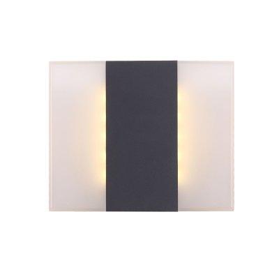 Светильник Globo 34167Ожидается<br><br><br>Тип цоколя: LED<br>Цвет арматуры: черный<br>Количество ламп: 1<br>Ширина, мм: 75<br>Длина, мм: 210<br>Высота, мм: 170<br>MAX мощность ламп, Вт: 11,6