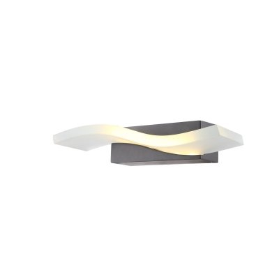 Светильник Globo 34285Современные<br><br><br>Тип цоколя: LED<br>Количество ламп: 1<br>Ширина, мм: 160<br>MAX мощность ламп, Вт: 7,2<br>Длина, мм: 350<br>Высота, мм: 70<br>Цвет арматуры: черный