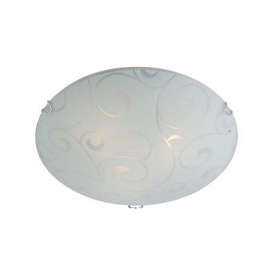Светильник Globo 40400-3 BikeКруглые<br>Настенно потолочный светильник Globo (Глобо) 40400-3 подходит как для установки в вертикальном положении - на стены, так и для установки в горизонтальном - на потолок. Для установки настенно потолочных светильников на натяжной потолок необходимо использовать светодиодные лампы LED, которые экономнее ламп Ильича (накаливания) в 10 раз, выделяют мало тепла и не дадут расплавиться Вашему потолку.<br><br>S освещ. до, м2: 12<br>Тип лампы: накаливания / энергосбережения / LED-светодиодная<br>Тип цоколя: E27 ILLU<br>Количество ламп: 3<br>MAX мощность ламп, Вт: 60<br>Диаметр, мм мм: 400<br>Расстояние от стены, мм: 100<br>Высота, мм: 100<br>Оттенок (цвет): белый<br>Цвет арматуры: серебристый