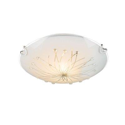 Светильник настенно-потолочный Globo 40402-1Круглые<br>Настенно-потолочные светильники – это универсальные осветительные варианты, которые подходят для вертикального и горизонтального монтажа. В интернет-магазине «Светодом» Вы можете приобрести подобные модели по выгодной стоимости. В нашем каталоге представлены как бюджетные варианты, так и эксклюзивные изделия от производителей, которые уже давно заслужили доверие дизайнеров и простых покупателей. <br>Настенно-потолочный светильник Globo 40402-1 станет прекрасным дополнением к основному освещению. Благодаря качественному исполнению и применению современных технологий при производстве эта модель будет радовать Вас своим привлекательным внешним видом долгое время. <br>Приобрести настенно-потолочный светильник Globo 40402-1 можно, находясь в любой точке России.<br><br>S освещ. до, м2: 3<br>Тип цоколя: E27 ILLU<br>Цвет арматуры: серебристый<br>Количество ламп: 1<br>Диаметр, мм мм: 250<br>Высота, мм: 85<br>MAX мощность ламп, Вт: 60