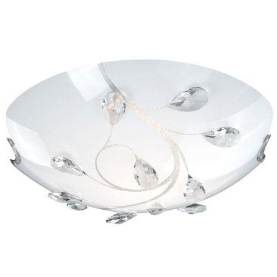 Светильник Globo 40404-2 BurgundyКруглые<br>Настенно потолочный светильник Globo (Глобо) 40404-2 подходит как для установки в вертикальном положении - на стены, так и для установки в горизонтальном - на потолок. Для установки настенно потолочных светильников на натяжной потолок необходимо использовать светодиодные лампы LED, которые экономнее ламп Ильича (накаливания) в 10 раз, выделяют мало тепла и не дадут расплавиться Вашему потолку.<br><br>S освещ. до, м2: 5<br>Тип лампы: накаливания / энергосбережения / LED-светодиодная<br>Тип цоколя: E27<br>Цвет арматуры: серый<br>Количество ламп: 2<br>Диаметр, мм мм: 300<br>Высота, мм: 100<br>Оттенок (цвет): белый<br>MAX мощность ламп, Вт: 40
