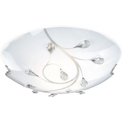 Светильник круглый Globo 40404-3 BurgundyКруглые<br>Настенно потолочный светильник Globo (Глобо) 40404-3 подходит как для установки в вертикальном положении - на стены, так и для установки в горизонтальном - на потолок. Для установки настенно потолочных светильников на натяжной потолок необходимо использовать светодиодные лампы LED, которые экономнее ламп Ильича (накаливания) в 10 раз, выделяют мало тепла и не дадут расплавиться Вашему потолку.<br><br>S освещ. до, м2: 8<br>Тип лампы: накаливания / энергосбережения / LED-светодиодная<br>Тип цоколя: E27<br>Цвет арматуры: серый<br>Количество ламп: 3<br>Диаметр, мм мм: 400<br>Высота, мм: 110<br>Оттенок (цвет): белый<br>MAX мощность ламп, Вт: 40