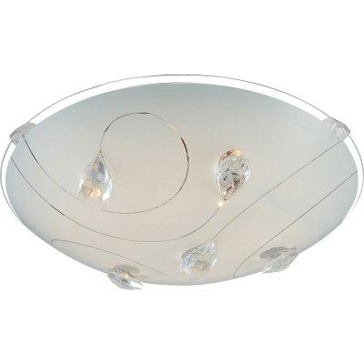 Светильник Globo 40430 InkaКруглые<br>Настенно-потолочные светильники – это универсальные осветительные варианты, которые подходят для вертикального и горизонтального монтажа. В интернет-магазине «Светодом» Вы можете приобрести подобные модели по выгодной стоимости. В нашем каталоге представлены как бюджетные варианты, так и эксклюзивные изделия от производителей, которые уже давно заслужили доверие дизайнеров и простых покупателей.  Настенно-потолочный светильник Globo 40430 станет прекрасным дополнением к основному освещению. Благодаря качественному исполнению и применению современных технологий при производстве эта модель будет радовать Вас своим привлекательным внешним видом долгое время. Приобрести настенно-потолочный светильник Globo 40430 можно, находясь в любой точке России. Компания «Светодом» осуществляет доставку заказов не только по Москве и Екатеринбургу, но и в остальные города.<br><br>S освещ. до, м2: 3<br>Тип товара: Светильник настенно-потолочный<br>Скидка, %: 15<br>Тип лампы: галогенная / LED-светодиодная<br>Тип цоколя: LED<br>Количество ламп: 1<br>Ширина, мм: 250<br>MAX мощность ламп, Вт: 8<br>Длина, мм: 250<br>Высота, мм: 100<br>Цвет арматуры: серебристый