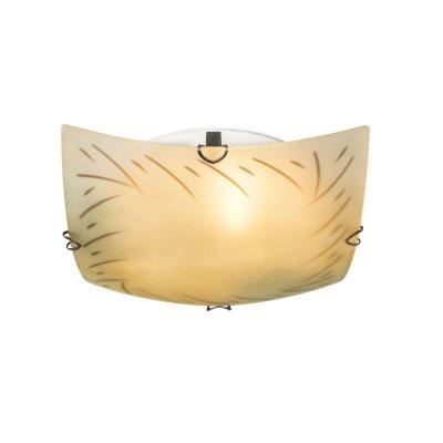 Светильник настенно-потолочный Globo 40595квадратные светильники<br>Настенно-потолочные светильники – это универсальные осветительные варианты, которые подходят для вертикального и горизонтального монтажа. В интернет-магазине «Светодом» Вы можете приобрести подобные модели по выгодной стоимости. В нашем каталоге представлены как бюджетные варианты, так и эксклюзивные изделия от производителей, которые уже давно заслужили доверие дизайнеров и простых покупателей.  Настенно-потолочный светильник Globo 40595 станет прекрасным дополнением к основному освещению. Благодаря качественному исполнению и применению современных технологий при производстве эта модель будет радовать Вас своим привлекательным внешним видом долгое время. Приобрести настенно-потолочный светильник Globo 40595 можно, находясь в любой точке России.<br><br>S освещ. до, м2: 6<br>Тип цоколя: E27<br>Цвет арматуры: бронзовый<br>Количество ламп: 2<br>Ширина, мм: 300<br>Длина, мм: 300<br>Высота, мм: 80<br>MAX мощность ламп, Вт: 60
