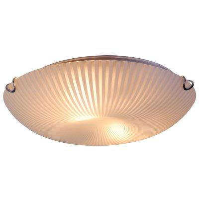 Светильник круглый Globo 40601 ShodoКруглые<br>Настенно потолочный светильник Globo (Глобо) 40601 подходит как для установки в вертикальном положении - на стены, так и для установки в горизонтальном - на потолок. Для установки настенно потолочных светильников на натяжной потолок необходимо использовать светодиодные лампы LED, которые экономнее ламп Ильича (накаливания) в 10 раз, выделяют мало тепла и не дадут расплавиться Вашему потолку.<br><br>S освещ. до, м2: 8<br>Тип лампы: накаливания / энергосбережения / LED-светодиодная<br>Тип цоколя: E14<br>Цвет арматуры: серебристый<br>Количество ламп: 3<br>Диаметр, мм мм: 400<br>Высота, мм: 80<br>MAX мощность ламп, Вт: 40