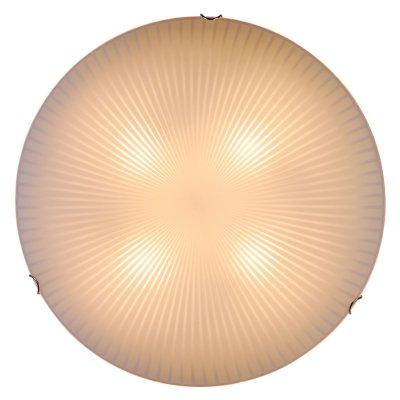 Светильник круглый Globo 40602 Shodoкруглые светильники<br>Настенно потолочный светильник Globo (Глобо) 40602 подходит как для установки в вертикальном положении - на стены, так и для установки в горизонтальном - на потолок. Для установки настенно потолочных светильников на натяжной потолок необходимо использовать светодиодные лампы LED, которые экономнее ламп Ильича (накаливания) в 10 раз, выделяют мало тепла и не дадут расплавиться Вашему потолку.<br><br>S освещ. до, м2: 10<br>Тип лампы: накаливания / энергосбережения / LED-светодиодная<br>Тип цоколя: E14<br>Цвет арматуры: серебристый<br>Количество ламп: 4<br>Диаметр, мм мм: 500<br>Высота, мм: 90<br>MAX мощность ламп, Вт: 40