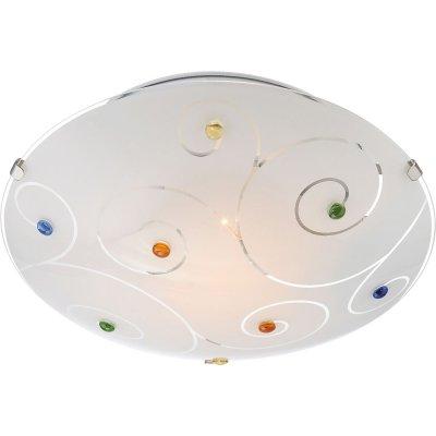 Светильник круглый Globo 40983-1 FulvaКруглые<br>Настенно-потолочные светильники – это универсальные осветительные варианты, которые подходят для вертикального и горизонтального монтажа. В интернет-магазине «Светодом» Вы можете приобрести подобные модели по выгодной стоимости. В нашем каталоге представлены как бюджетные варианты, так и эксклюзивные изделия от производителей, которые уже давно заслужили доверие дизайнеров и простых покупателей. <br>Настенно-потолочный светильник Globo 40983-1 станет прекрасным дополнением к основному освещению. Благодаря качественному исполнению и применению современных технологий при производстве эта модель будет радовать Вас своим привлекательным внешним видом долгое время. <br>Приобрести настенно-потолочный светильник Globo 40983-1 можно, находясь в любой точке России.<br><br>S освещ. до, м2: 3<br>Тип цоколя: E27 ILLU<br>Цвет арматуры: серый<br>Количество ламп: 1<br>Диаметр, мм мм: 250<br>Высота, мм: 75<br>Поверхность арматуры: матовый<br>MAX мощность ламп, Вт: 60