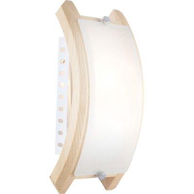 Светильник Globo 41308 Admiralпрямоугольные светильники<br>Настенно потолочный светильник Globo (Глобо) 41308 подходит как для установки в вертикальном положении - на стены, так и для установки в горизонтальном - на потолок. Для установки настенно потолочных светильников на натяжной потолок необходимо использовать светодиодные лампы LED, которые экономнее ламп Ильича (накаливания) в 10 раз, выделяют мало тепла и не дадут расплавиться Вашему потолку.<br><br>S освещ. до, м2: 2<br>Тип лампы: накаливания / энергосбережения / LED-светодиодная<br>Тип цоколя: E14<br>Цвет арматуры: деревянный<br>Количество ламп: 1<br>Ширина, мм: 120<br>Длина, мм: 260<br>Расстояние от стены, мм: 85<br>Высота, мм: 85<br>MAX мощность ламп, Вт: 40