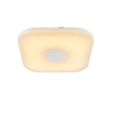 Светильник настенно-потолочный Globo 41328 FELIONквадратные светильники<br>Настенно-потолочные светильники – это универсальные осветительные варианты, которые подходят для вертикального и горизонтального монтажа. В интернет-магазине «Светодом» Вы можете приобрести подобные модели по выгодной стоимости. В нашем каталоге представлены как бюджетные варианты, так и эксклюзивные изделия от производителей, которые уже давно заслужили доверие дизайнеров и простых покупателей.  Настенно-потолочный светильник Globo 41328 станет прекрасным дополнением к основному освещению. Благодаря качественному исполнению и применению современных технологий при производстве эта модель будет радовать Вас своим привлекательным внешним видом долгое время. Приобрести настенно-потолочный светильник Globo 41328 можно, находясь в любой точке России.<br><br>S освещ. до, м2: 6<br>Тип цоколя: LED<br>Цвет арматуры: белый<br>Количество ламп: 1<br>MAX мощность ламп, Вт: 15