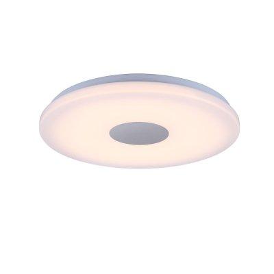 Светильник Globo 41330Круглые<br>Настенно-потолочные светильники – это универсальные осветительные варианты, которые подходят для вертикального и горизонтального монтажа. В интернет-магазине «Светодом» Вы можете приобрести подобные модели по выгодной стоимости. В нашем каталоге представлены как бюджетные варианты, так и эксклюзивные изделия от производителей, которые уже давно заслужили доверие дизайнеров и простых покупателей.  Настенно-потолочный светильник Globo 41330 станет прекрасным дополнением к основному освещению. Благодаря качественному исполнению и применению современных технологий при производстве эта модель будет радовать Вас своим привлекательным внешним видом долгое время. Приобрести настенно-потолочный светильник Globo 41330 можно, находясь в любой точке России. Компания «Светодом» осуществляет доставку заказов не только по Москве и Екатеринбургу, но и в остальные города.<br><br>S освещ. до, м2: 7<br>Тип цоколя: LED<br>Количество ламп: 1<br>MAX мощность ламп, Вт: 18<br>Диаметр, мм мм: 375<br>Высота, мм: 52<br>Цвет арматуры: серебристый