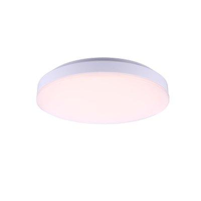 Светильник Globo 41804Круглые<br>Настенно-потолочные светильники – это универсальные осветительные варианты, которые подходят для вертикального и горизонтального монтажа. В интернет-магазине «Светодом» Вы можете приобрести подобные модели по выгодной стоимости. В нашем каталоге представлены как бюджетные варианты, так и эксклюзивные изделия от производителей, которые уже давно заслужили доверие дизайнеров и простых покупателей.  Настенно-потолочный светильник Globo 41804 станет прекрасным дополнением к основному освещению. Благодаря качественному исполнению и применению современных технологий при производстве эта модель будет радовать Вас своим привлекательным внешним видом долгое время. Приобрести настенно-потолочный светильник Globo 41804 можно, находясь в любой точке России.<br><br>S освещ. до, м2: 7<br>Тип цоколя: LED<br>Цвет арматуры: белый<br>Количество ламп: 1<br>Диаметр, мм мм: 290<br>Высота, мм: 65<br>MAX мощность ламп, Вт: 18