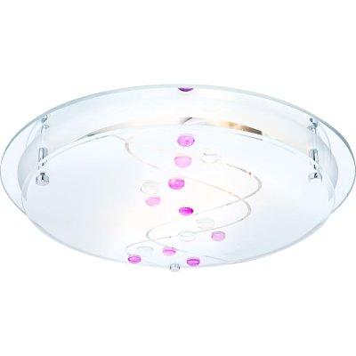 Светильник Globo 48070-2 BallerinaКруглые<br>Настенно-потолочные светильники – это универсальные осветительные варианты, которые подходят для вертикального и горизонтального монтажа. В интернет-магазине «Светодом» Вы можете приобрести подобные модели по выгодной стоимости. В нашем каталоге представлены как бюджетные варианты, так и эксклюзивные изделия от производителей, которые уже давно заслужили доверие дизайнеров и простых покупателей.  Настенно-потолочный светильник Globo 48070-2 станет прекрасным дополнением к основному освещению. Благодаря качественному исполнению и применению современных технологий при производстве эта модель будет радовать Вас своим привлекательным внешним видом долгое время.  Приобрести настенно-потолочный светильник Globo 48070-2 можно, находясь в любой точке России.<br><br>S освещ. до, м2: 8<br>Тип лампы: накаливания / энергосбережения / LED-светодиодная<br>Тип цоколя: E27 ILLU<br>Количество ламп: 2<br>Ширина, мм: 320<br>MAX мощность ламп, Вт: 60<br>Диаметр, мм мм: 320<br>Расстояние от стены, мм: 80<br>Высота, мм: 80<br>Оттенок (цвет): белый<br>Цвет арматуры: серебристый