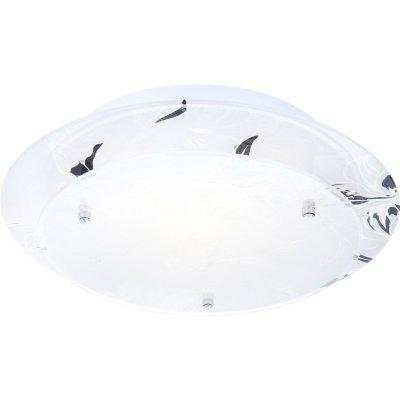 Светильник круглый Globo 48077 ClaireКруглые<br>Настенно-потолочные светильники – это универсальные осветительные варианты, которые подходят для вертикального и горизонтального монтажа. В интернет-магазине «Светодом» Вы можете приобрести подобные модели по выгодной стоимости. В нашем каталоге представлены как бюджетные варианты, так и эксклюзивные изделия от производителей, которые уже давно заслужили доверие дизайнеров и простых покупателей. <br>Настенно-потолочный светильник Globo 48077 станет прекрасным дополнением к основному освещению. Благодаря качественному исполнению и применению современных технологий при производстве эта модель будет радовать Вас своим привлекательным внешним видом долгое время. <br>Приобрести настенно-потолочный светильник Globo 48077 можно, находясь в любой точке России.<br><br>S освещ. до, м2: 4<br>Тип лампы: накаливания / энергосбережения / LED-светодиодная<br>Тип цоколя: E27<br>Цвет арматуры: серебристый<br>Количество ламп: 1<br>Ширина, мм: 250<br>Диаметр, мм мм: 250<br>Длина, мм: 250<br>Расстояние от стены, мм: 95<br>Высота, мм: 95<br>Оттенок (цвет): белый<br>MAX мощность ламп, Вт: 60