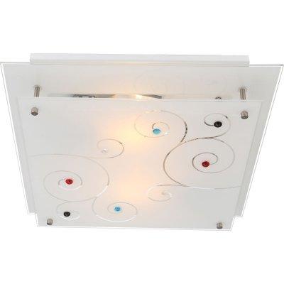 Светильник Globo 48140-2 Regiusквадратные светильники<br>Настенно-потолочные светильники – это универсальные осветительные варианты, которые подходят для вертикального и горизонтального монтажа. В интернет-магазине «Светодом» Вы можете приобрести подобные модели по выгодной стоимости. В нашем каталоге представлены как бюджетные варианты, так и эксклюзивные изделия от производителей, которые уже давно заслужили доверие дизайнеров и простых покупателей.  Настенно-потолочный светильник Globo 48140-2 станет прекрасным дополнением к основному освещению. Благодаря качественному исполнению и применению современных технологий при производстве эта модель будет радовать Вас своим привлекательным внешним видом долгое время.  Приобрести настенно-потолочный светильник Globo 48140-2 можно, находясь в любой точке России.<br><br>S освещ. до, м2: 4<br>Тип лампы: накаливания / энергосберегающая / светодиодная<br>Тип цоколя: E27 ILLU<br>Цвет арматуры: серый<br>Количество ламп: 2<br>Диаметр, мм мм: 320<br>Высота, мм: 80<br>Поверхность арматуры: матовый<br>MAX мощность ламп, Вт: 40<br>Общая мощность, Вт: 80