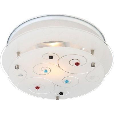 Светильник Globo 48141-1 Regiusкруглые светильники<br>Настенно-потолочные светильники – это универсальные осветительные варианты, которые подходят для вертикального и горизонтального монтажа. В интернет-магазине «Светодом» Вы можете приобрести подобные модели по выгодной стоимости. В нашем каталоге представлены как бюджетные варианты, так и эксклюзивные изделия от производителей, которые уже давно заслужили доверие дизайнеров и простых покупателей. <br>Настенно-потолочный светильник Globo 48141-1 станет прекрасным дополнением к основному освещению. Благодаря качественному исполнению и применению современных технологий при производстве эта модель будет радовать Вас своим привлекательным внешним видом долгое время. <br>Приобрести настенно-потолочный светильник Globo 48141-1 можно, находясь в любой точке России.<br><br>S освещ. до, м2: 1<br>Тип лампы: накаливания / энергосберегающая / светодиодная<br>Тип цоколя: E27 ILLU<br>Цвет арматуры: серый<br>Количество ламп: 1<br>Диаметр, мм мм: 250<br>Высота, мм: 80<br>MAX мощность ламп, Вт: 40