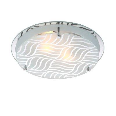 Светильник Globo 48160-2 MarieКруглые<br>Настенно-потолочные светильники – это универсальные осветительные варианты, которые подходят для вертикального и горизонтального монтажа. В интернет-магазине «Светодом» Вы можете приобрести подобные модели по выгодной стоимости. В нашем каталоге представлены как бюджетные варианты, так и эксклюзивные изделия от производителей, которые уже давно заслужили доверие дизайнеров и простых покупателей. <br>Настенно-потолочный светильник Globo 48160-2 станет прекрасным дополнением к основному освещению. Благодаря качественному исполнению и применению современных технологий при производстве эта модель будет радовать Вас своим привлекательным внешним видом долгое время. <br>Приобрести настенно-потолочный светильник Globo 48160-2 можно, находясь в любой точке России. Компания «Светодом» осуществляет доставку заказов не только по Москве и Екатеринбургу, но и в остальные города.<br><br>S освещ. до, м2: 6<br>Тип лампы: накаливания / энергосбережения / LED-светодиодная<br>Тип цоколя: E27 ILLU<br>Количество ламп: 2<br>MAX мощность ламп, Вт: 40<br>Диаметр, мм мм: 315<br>Высота, мм: 85<br>Цвет арматуры: серебристый