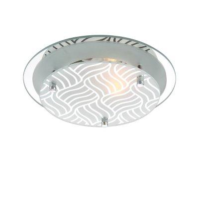 Светильник Globo 48160 MarieКруглые<br>Настенно-потолочные светильники – это универсальные осветительные варианты, которые подходят для вертикального и горизонтального монтажа. В интернет-магазине «Светодом» Вы можете приобрести подобные модели по выгодной стоимости. В нашем каталоге представлены как бюджетные варианты, так и эксклюзивные изделия от производителей, которые уже давно заслужили доверие дизайнеров и простых покупателей. <br>Настенно-потолочный светильник Globo 48160 станет прекрасным дополнением к основному освещению. Благодаря качественному исполнению и применению современных технологий при производстве эта модель будет радовать Вас своим привлекательным внешним видом долгое время. <br>Приобрести настенно-потолочный светильник Globo 48160 можно, находясь в любой точке России.<br><br>S освещ. до, м2: 2<br>Тип лампы: накаливания / энергосбережения / LED-светодиодная<br>Тип цоколя: E27 ILLU<br>Цвет арматуры: серебристый<br>Количество ламп: 1<br>Диаметр, мм мм: 250<br>Высота, мм: 85<br>MAX мощность ламп, Вт: 40