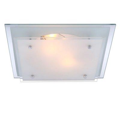 Светильник Globo 48168-2 Indiквадратные светильники<br>Настенно-потолочные светильники – это универсальные осветительные варианты, которые подходят для вертикального и горизонтального монтажа. В интернет-магазине «Светодом» Вы можете приобрести подобные модели по выгодной стоимости. В нашем каталоге представлены как бюджетные варианты, так и эксклюзивные изделия от производителей, которые уже давно заслужили доверие дизайнеров и простых покупателей.  Настенно-потолочный светильник Globo 48168-2 станет прекрасным дополнением к основному освещению. Благодаря качественному исполнению и применению современных технологий при производстве эта модель будет радовать Вас своим привлекательным внешним видом долгое время.  Приобрести настенно-потолочный светильник Globo 48168-2 можно, находясь в любой точке России.<br><br>S освещ. до, м2: 6<br>Тип лампы: накаливания / энергосбережения / LED-светодиодная<br>Тип цоколя: E27 ILLU<br>Цвет арматуры: серебристый<br>Количество ламп: 2<br>Ширина, мм: 335<br>Длина, мм: 335<br>Высота, мм: 85<br>MAX мощность ламп, Вт: 60