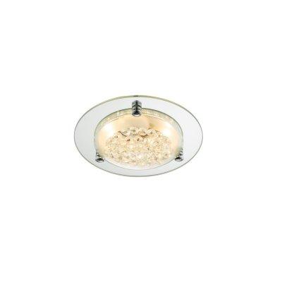 Светильник потолочный Globo 48246 FROOКруглые<br>Настенно-потолочные светильники – это универсальные осветительные варианты, которые подходят для вертикального и горизонтального монтажа. В интернет-магазине «Светодом» Вы можете приобрести подобные модели по выгодной стоимости. В нашем каталоге представлены как бюджетные варианты, так и эксклюзивные изделия от производителей, которые уже давно заслужили доверие дизайнеров и простых покупателей.  Настенно-потолочный светильник Globo 48246 станет прекрасным дополнением к основному освещению. Благодаря качественному исполнению и применению современных технологий при производстве эта модель будет радовать Вас своим привлекательным внешним видом долгое время. Приобрести настенно-потолочный светильник Globo 48246 можно, находясь в любой точке России.<br><br>S освещ. до, м2: 3<br>Тип цоколя: LED<br>Цвет арматуры: серебристый<br>Количество ламп: 1<br>Диаметр, мм мм: 220<br>Высота, мм: 80<br>MAX мощность ламп, Вт: 8