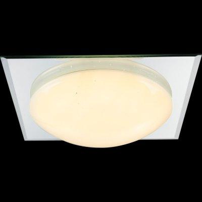 Светильник настенно-потолочный Globo 48357 ATREJUКвадратные<br>Настенно-потолочные светильники – это универсальные осветительные варианты, которые подходят для вертикального и горизонтального монтажа. В интернет-магазине «Светодом» Вы можете приобрести подобные модели по выгодной стоимости. В нашем каталоге представлены как бюджетные варианты, так и эксклюзивные изделия от производителей, которые уже давно заслужили доверие дизайнеров и простых покупателей.  Настенно-потолочный светильник Globo 48357 станет прекрасным дополнением к основному освещению. Благодаря качественному исполнению и применению современных технологий при производстве эта модель будет радовать Вас своим привлекательным внешним видом долгое время. Приобрести настенно-потолочный светильник Globo 48357 можно, находясь в любой точке России.<br><br>S освещ. до, м2: 5<br>Тип цоколя: LED<br>Цвет арматуры: серебристый<br>Количество ламп: 1<br>Ширина, мм: 300<br>Длина, мм: 300<br>Высота, мм: 90<br>MAX мощность ламп, Вт: 12