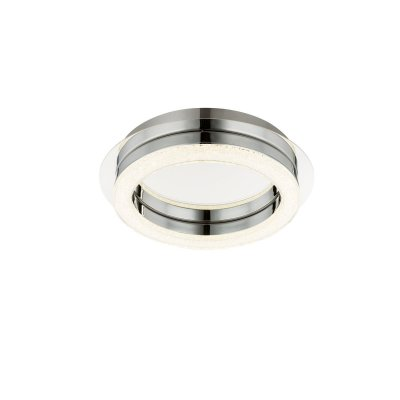 Светильник потолочный Globo 49223-12 SPIKURКруглые<br>Настенно-потолочные светильники – это универсальные осветительные варианты, которые подходят для вертикального и горизонтального монтажа. В интернет-магазине «Светодом» Вы можете приобрести подобные модели по выгодной стоимости. В нашем каталоге представлены как бюджетные варианты, так и эксклюзивные изделия от производителей, которые уже давно заслужили доверие дизайнеров и простых покупателей.  Настенно-потолочный светильник Globo 49223-12 станет прекрасным дополнением к основному освещению. Благодаря качественному исполнению и применению современных технологий при производстве эта модель будет радовать Вас своим привлекательным внешним видом долгое время. Приобрести настенно-потолочный светильник Globo 49223-12 можно, находясь в любой точке России.<br><br>S освещ. до, м2: 5<br>Тип цоколя: LED<br>Цвет арматуры: серебристый хром<br>Количество ламп: 1<br>MAX мощность ламп, Вт: 12