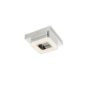 Светильник настенный бра Globo 49224-8 RETAКвадратные<br>Настенно-потолочные светильники – это универсальные осветительные варианты, которые подходят для вертикального и горизонтального монтажа. В интернет-магазине «Светодом» Вы можете приобрести подобные модели по выгодной стоимости. В нашем каталоге представлены как бюджетные варианты, так и эксклюзивные изделия от производителей, которые уже давно заслужили доверие дизайнеров и простых покупателей.  Настенно-потолочный светильник Globo 49224-8 станет прекрасным дополнением к основному освещению. Благодаря качественному исполнению и применению современных технологий при производстве эта модель будет радовать Вас своим привлекательным внешним видом долгое время. Приобрести настенно-потолочный светильник Globo 49224-8 можно, находясь в любой точке России.<br><br>S освещ. до, м2: 3<br>Тип цоколя: LED<br>Цвет арматуры: серебристый хром<br>Количество ламп: 1<br>MAX мощность ламп, Вт: 8