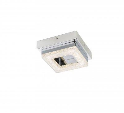 Светильник потолочный Globo 49246-6 FOGOОжидается<br><br><br>Цветовая t, К: 4000<br>Тип цоколя: LED<br>Цвет арматуры: серебристый хром<br>Количество ламп: 1<br>Ширина, мм: 140<br>Длина, мм: 140<br>Высота, мм: 60<br>MAX мощность ламп, Вт: 6