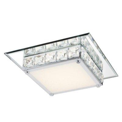 Светильник потолочный Globo 49355 MARGOквадратные светильники<br>Настенно-потолочные светильники – это универсальные осветительные варианты, которые подходят для вертикального и горизонтального монтажа. В интернет-магазине «Светодом» Вы можете приобрести подобные модели по выгодной стоимости. В нашем каталоге представлены как бюджетные варианты, так и эксклюзивные изделия от производителей, которые уже давно заслужили доверие дизайнеров и простых покупателей. <br>Настенно-потолочный светильник Globo 49355 станет прекрасным дополнением к основному освещению. Благодаря качественному исполнению и применению современных технологий при производстве эта модель будет радовать Вас своим привлекательным внешним видом долгое время. <br>Приобрести настенно-потолочный светильник Globo 49355 можно, находясь в любой точке России.