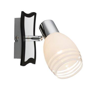 Светильник поворотный спот Globo 541010-1Одиночные<br>Светильники-споты – это оригинальные изделия с современным дизайном. Они позволяют не ограничивать свою фантазию при выборе освещения для интерьера. Такие модели обеспечивают достаточно качественный свет. Благодаря компактным размерам Вы можете использовать несколько спотов для одного помещения.  Интернет-магазин «Светодом» предлагает необычный светильник-спот Globo 541010-1 по привлекательной цене. Эта модель станет отличным дополнением к люстре, выполненной в том же стиле. Перед оформлением заказа изучите характеристики изделия.  Купить светильник-спот Globo 541010-1 в нашем онлайн-магазине Вы можете либо с помощью формы на сайте, либо по указанным выше телефонам. Обратите внимание, что у нас склады не только в Москве и Екатеринбурге, но и других городах России.<br><br>S освещ. до, м2: 2<br>Тип цоколя: E14<br>Цвет арматуры: серебристый<br>Количество ламп: 1<br>Ширина, мм: 133<br>Высота, мм: 136<br>MAX мощность ламп, Вт: 40