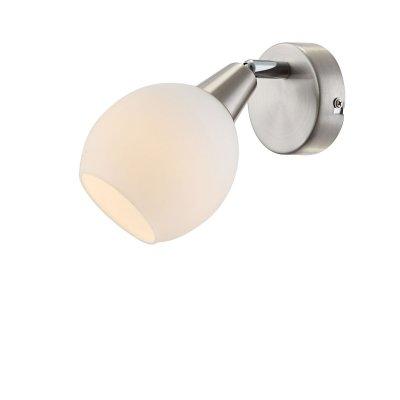 Светильник Globo 54351-1одиночные споты<br>Светильники-споты – это оригинальные изделия с современным дизайном. Они позволяют не ограничивать свою фантазию при выборе освещения для интерьера. Такие модели обеспечивают достаточно качественный свет. Благодаря компактным размерам Вы можете использовать несколько спотов для одного помещения.  Интернет-магазин «Светодом» предлагает необычный светильник-спот Globo 54351-1 по привлекательной цене. Эта модель станет отличным дополнением к люстре, выполненной в том же стиле. Перед оформлением заказа изучите характеристики изделия.  Купить светильник-спот Globo 54351-1 в нашем онлайн-магазине Вы можете либо с помощью формы на сайте, либо по указанным выше телефонам. Обратите внимание, что у нас склады не только в Москве и Екатеринбурге, но и других городах России.<br><br>S освещ. до, м2: 2<br>Тип цоколя: E14 LED<br>Цвет арматуры: серебристый<br>Количество ламп: 1<br>Ширина, мм: 205<br>Длина, мм: 100<br>Высота, мм: 165<br>MAX мощность ламп, Вт: 3
