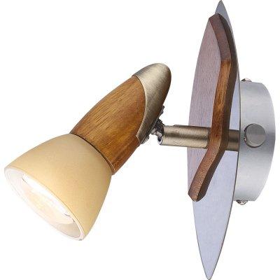 Светильник Globo 5443-1 Lord IIIОдиночные<br>Светильники-споты – это оригинальные изделия с современным дизайном. Они позволяют не ограничивать свою фантазию при выборе освещения для интерьера. Такие модели обеспечивают достаточно качественный свет. Благодаря компактным размерам Вы можете использовать несколько спотов для одного помещения.  Интернет-магазин «Светодом» предлагает необычный светильник-спот Globo 5443-1 по привлекательной цене. Эта модель станет отличным дополнением к люстре, выполненной в том же стиле. Перед оформлением заказа изучите характеристики изделия.  Купить светильник-спот Globo 5443-1 в нашем онлайн-магазине Вы можете либо с помощью формы на сайте, либо по указанным выше телефонам. Обратите внимание, что мы предлагаем доставку не только по Москве и Екатеринбургу, но и всем остальным российским городам.<br><br>S освещ. до, м2: 3<br>Тип лампы: накал-я - энергосбер-я<br>Тип цоколя: E14 R50<br>Количество ламп: 1<br>Ширина, мм: 170<br>MAX мощность ламп, Вт: 40<br>Расстояние от стены, мм: 155<br>Высота, мм: 200<br>Цвет арматуры: серый