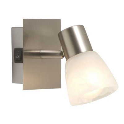 Светильник Globo 54530-1 ParryОдиночные<br>Светильники-споты – это оригинальные изделия с современным дизайном. Они позволяют не ограничивать свою фантазию при выборе освещения для интерьера. Такие модели обеспечивают достаточно качественный свет. Благодаря компактным размерам Вы можете использовать несколько спотов для одного помещения. <br>Интернет-магазин «Светодом» предлагает необычный светильник-спот Globo 54530-1 по привлекательной цене. Эта модель станет отличным дополнением к люстре, выполненной в том же стиле. Перед оформлением заказа изучите характеристики изделия. <br>Купить светильник-спот Globo 54530-1 в нашем онлайн-магазине Вы можете либо с помощью формы на сайте, либо по указанным выше телефонам. Обратите внимание, что у нас склады не только в Москве и Екатеринбурге, но и других городах России.<br><br>S освещ. до, м2: 2<br>Тип лампы: накал-я - энергосбер-я<br>Тип цоколя: E14<br>Цвет арматуры: серый<br>Количество ламп: 1<br>Ширина, мм: 130<br>Диаметр, мм мм: 135<br>Длина, мм: 100<br>Высота, мм: 100<br>MAX мощность ламп, Вт: 40