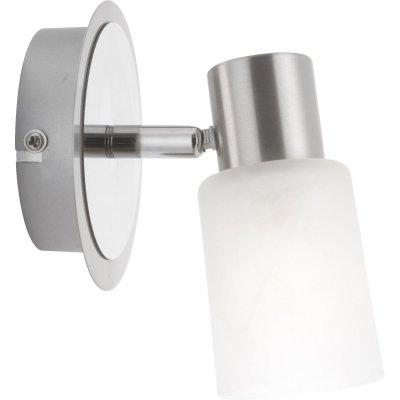 Настенный светильник спот Globo 54913-1 Katiодиночные споты<br>Светильники-споты – это оригинальные изделия с современным дизайном. Они позволяют не ограничивать свою фантазию при выборе освещения для интерьера. Такие модели обеспечивают достаточно качественный свет. Благодаря компактным размерам Вы можете использовать несколько спотов для одного помещения.  Интернет-магазин «Светодом» предлагает необычный светильник-спот Globo 54913-1 по привлекательной цене. Эта модель станет отличным дополнением к люстре, выполненной в том же стиле. Перед оформлением заказа изучите характеристики изделия.  Купить светильник-спот Globo 54913-1 в нашем онлайн-магазине Вы можете либо с помощью формы на сайте, либо по указанным выше телефонам. Обратите внимание, что у нас склады не только в Москве и Екатеринбурге, но и других городах России.<br><br>S освещ. до, м2: 8<br>Тип лампы: накал-я - энергосбер-я<br>Тип цоколя: E14<br>Цвет арматуры: серый<br>Количество ламп: 1<br>Диаметр, мм мм: 155/155<br>Длина, мм: 155<br>Высота, мм: 155<br>MAX мощность ламп, Вт: 40