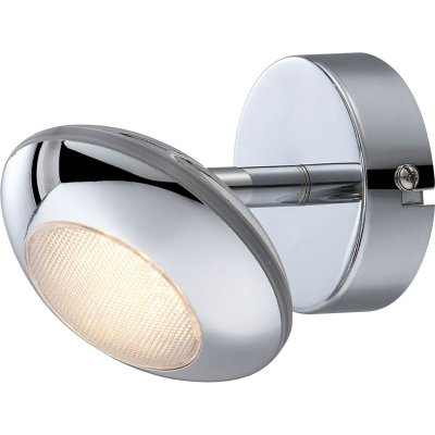 Светильник Globo 56217-1 GillesОдиночные<br>Светильники-споты – это оригинальные изделия с современным дизайном. Они позволяют не ограничивать свою фантазию при выборе освещения для интерьера. Такие модели обеспечивают достаточно качественный свет. Благодаря компактным размерам Вы можете использовать несколько спотов для одного помещения. <br>Интернет-магазин «Светодом» предлагает необычный светильник-спот Globo 56217-1 по привлекательной цене. Эта модель станет отличным дополнением к люстре, выполненной в том же стиле. Перед оформлением заказа изучите характеристики изделия. <br>Купить светильник-спот Globo 56217-1 в нашем онлайн-магазине Вы можете либо с помощью формы на сайте, либо по указанным выше телефонам. Обратите внимание, что у нас склады не только в Москве и Екатеринбурге, но и других городах России.<br><br>S освещ. до, м2: 2<br>Тип лампы: галогенная / LED-светодиодная<br>Тип цоколя: LED<br>Цвет арматуры: серебристый<br>Количество ламп: 1<br>Ширина, мм: 115<br>Длина, мм: 100<br>Высота, мм: 120<br>MAX мощность ламп, Вт: 5
