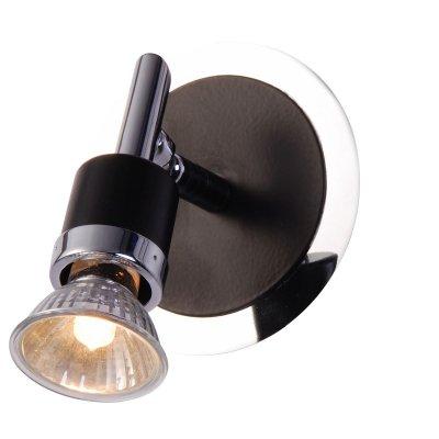 Светильник Globo 57600-1 DiamondbacksОдиночные<br><br><br>S освещ. до, м2: 3<br>Тип товара: Светильник поворотный спот<br>Скидка, %: 11<br>Тип лампы: галогенная / LED-светодиодная<br>Тип цоколя: GU10<br>Количество ламп: 1<br>Ширина, мм: 135<br>MAX мощность ламп, Вт: 50<br>Диаметр, мм мм: 110<br>Высота, мм: 160<br>Цвет арматуры: серебристый