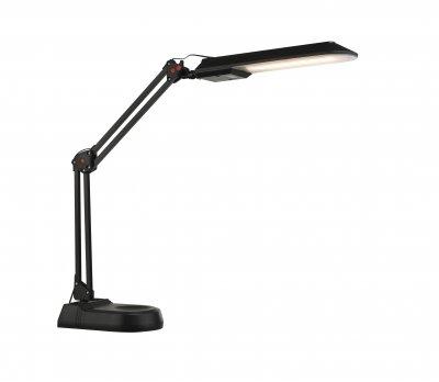 Настольная лампа Globo 58109LED TOPОжидается<br><br><br>Цветовая t, К: 3000<br>Тип цоколя: LED<br>Цвет арматуры: черный<br>Количество ламп: 1<br>Ширина, мм: 570<br>Высота, мм: 580<br>MAX мощность ламп, Вт: 7,5