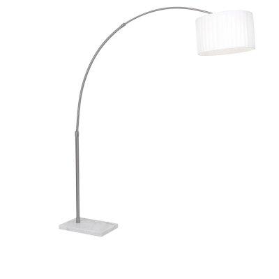 Торшер Globo 58226 La NubeДекоративные<br><br><br>S освещ. до, м2: 6<br>Тип товара: Торшер напольный<br>Скидка, %: 21<br>Тип лампы: накаливания / энергосбережения / LED-светодиодная<br>Тип цоколя: E27<br>Количество ламп: 1<br>Ширина, мм: 2100<br>MAX мощность ламп, Вт: 100<br>Длина, мм: 1900<br>Высота, мм: 2180<br>Цвет арматуры: серебристый