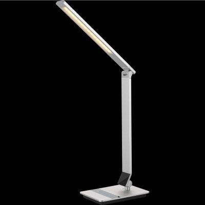 Светильник Globo 58276светодиодные настольные лампы<br>Настольная лампа – это не просто источник дополнительного освещения, но и оригинальный элемент декора. Его можно установить в спальне, гостиной, кабинете и других комнатах. Интернет-магазин «Светодом» предлагает настольные лампы разных стилей по доступным ценам. Благодаря большому ассортименту Вы обязательно найдете в нашем каталоге именно ту модель, которую искали.   Настольная лампа Globo 58276 – прекрасный вариант для завершения интерьера. Ее можно включить одновременно с люстрой для более яркого освещения или без нее для создания уютной атмосферы, настраивающей на отдых.   Купить настольную лампу Globo 58276 Вы можете с помощью виртуальной «Корзины» или по контактным номерам, указанным на сайте.<br><br>Тип цоколя: LED<br>Цвет арматуры: серебристый<br>Количество ламп: 1<br>Диаметр, мм мм: 330<br>Высота, мм: 670<br>MAX мощность ламп, Вт: 9