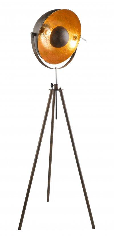 Торшер Globo 58307 XIRENA IОжидается<br><br><br>Тип цоколя: E27<br>Цвет арматуры: ржавчина, золотой<br>Количество ламп: 1<br>Диаметр, мм мм: 690/410<br>Высота, мм: 1510-1790<br>MAX мощность ламп, Вт: 60