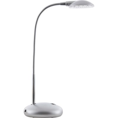 Светильник настольный Globo 58370 EtСветодиодные<br><br><br>S освещ. до, м2: 3<br>Тип товара: Настольная лампа<br>Скидка, %: 22<br>Цветовая t, К: 6400K<br>Тип лампы: LED - светодиодная<br>Тип цоколя: LED<br>Количество ламп: 12<br>Ширина, мм: 160<br>MAX мощность ламп, Вт: 0,6<br>Длина, мм: 160<br>Высота, мм: 320<br>Цвет арматуры: серый